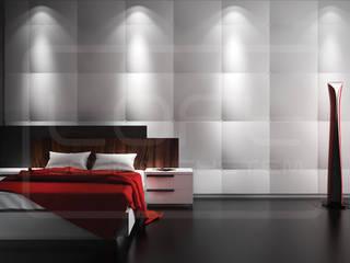 Panele Dekoracyjne 3D - Loft Design System - model Cushion od Loft Design System Nowoczesny