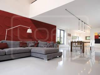 Panele Dekoracyjne 3D - Loft Design System - model Nexus: styl , w kategorii  zaprojektowany przez Loft Design System