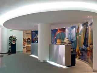 Artica by CSS Diseño de ferias de estilo moderno