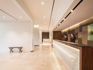 The Metropolitan Hotel - Park Lane Modern hotels by Lighting Design Studio Modern