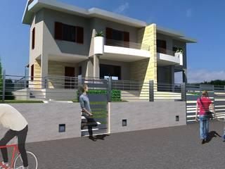 Maisons modernes par AGA Studio Moderne