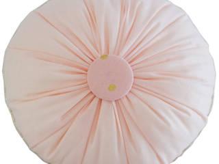 Coussin little macaron confetti par Patchoulette Éclectique