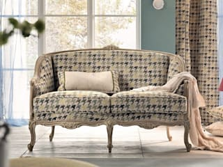 Cardamomo love seat:   by Royz Furniture