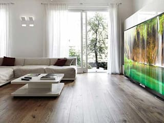 Первая Мультимедийная компания Classic style living room