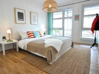 Slaapkamer door Karin Armbrust - Home Staging