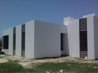Tipologia 2: Casas de estilo minimalista por VHA Arquitectura