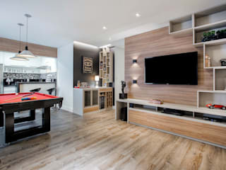 Living room by Andressa Saavedra Projetos e Detalhes, Classic