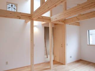 千人町の家 モダンデザインの 子供部屋 の 戸田晃建築設計事務所 モダン