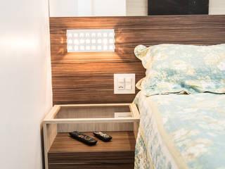 Klassische Schlafzimmer von Andressa Saavedra Projetos e Detalhes Klassisch