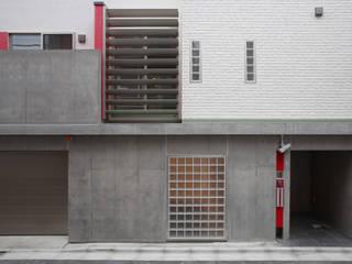 たまプラの家 モダンな 家 の OARK一級建築士事務所 モダン