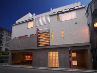 たまプラの家 OARK一級建築士事務所 モダンな 家