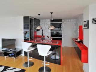Richardson Kitchen Modern kitchen by Diane Berry Kitchens Modern