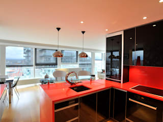 Richardson Kitchen:  Kitchen by Diane Berry Kitchens
