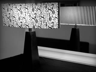Création d'abat-jour et lampes sur mesure J-Lumine MaisonAccessoires & décoration Bois Noir
