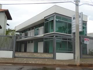 Projeto Condomínio Comercial Bela Vista por Gustavo Bomfim ARQUITETURA E URBANISMO Moderno
