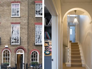 Corridor & hallway by Architecture for London, Classic