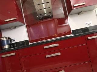 Ascoft Kitchen:  Kitchen by Diane Berry Kitchens