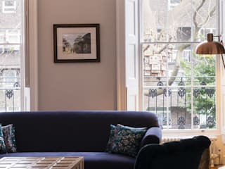 Living room by Architecture for London, Classic