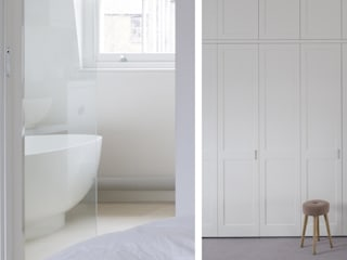 Bathroom by Architecture for London, Modern