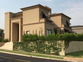 Mediterranean style house by FERNANDO ROMA . estudioROMA Mediterranean