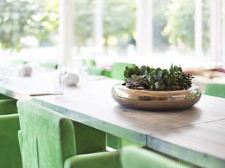 Edler Hingucker auf Tischen & Konsolen: die GLAZE Keramikschale:   von fleur ami GmbH