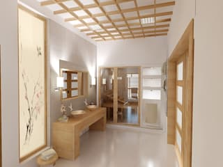 Bathroom by INTUS DeSiGn