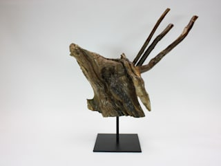 in stile  di Skulptur und Bild, Rustico