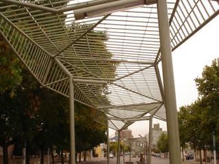 Renovación urbana del Corredor San Martín, ciudad de Santa Rosa, La Pampa. de reimersrisso Moderno