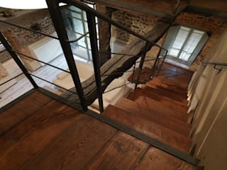 Rustikale Wohnzimmer von Fabio Carria Rustikal