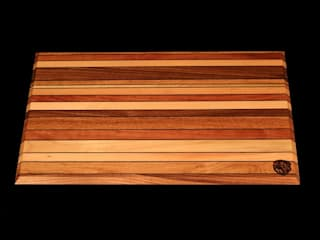 """Holz Platzset """"Râkau"""":   von Holzverliebt"""