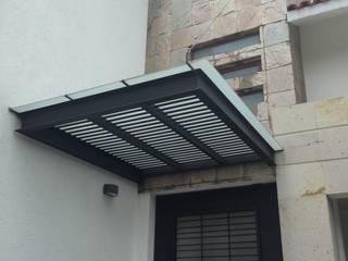 CASA SG Casas modernas de iarkitektura Moderno