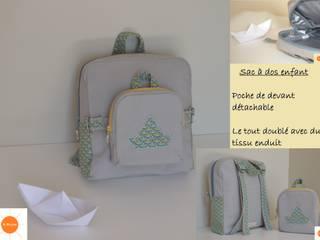 Vues d'ensemble du sac à dos enfant:  de style  par K-RO line