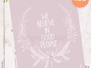 ★ poster ★ we believe ★ por Digo Campestre