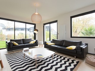 19 DEGRES Modern living room