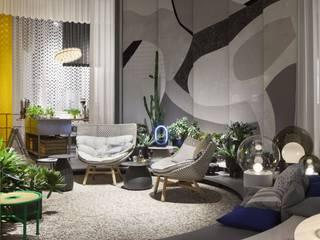 Salon centré:  de style  par Art D.D.C