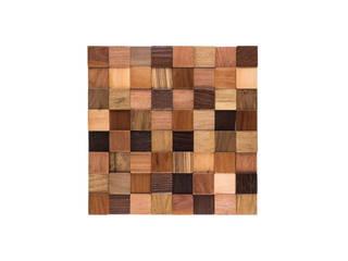 Önwall wood mosaic tiles. Designs Önwall Walls & flooringTiles Wood