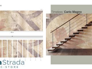 Carta da parati Quinta Strada - Ceramic Store Pareti & PavimentiDecorazioni per pareti