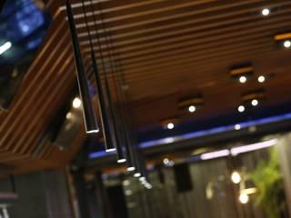 Ausgefallene Bars & Clubs von Hiyeldaim İç Mimarlık & Tasarım Ausgefallen