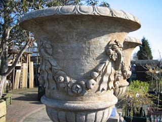 NATURAL STONE URNS & STATUARY Klasik Bahçe BARTON FIELDS LANDSCAPING SUPPLIES Klasik