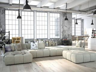 Fang Interior Design Вітальня