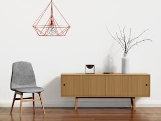 Living room by onemarket.pl,