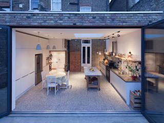 FORA Arquitectos 現代廚房設計點子、靈感&圖片