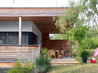 Modern Houses by Architekt Stefan Toifl Modern