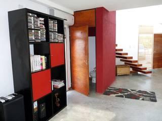 vivienda Paredes y pisos clásicos de Estudio Pressenda Clásico