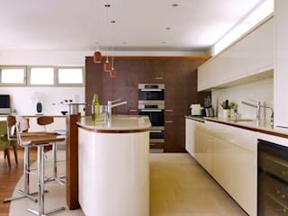 Modern Home Griffen Modern kitchen by Baufritz (UK) Ltd. Modern