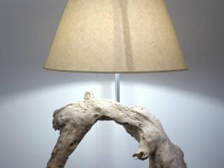Meister Lampe Living roomLighting Wood Beige