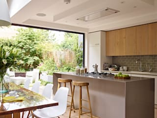 modern Kitchen by Holloways of Ludlow Bespoke Kitchens & Cabinetry