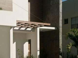 Residência D+SC: Casas  por WB Arquitetos Associados,
