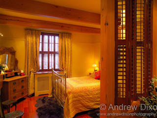 Slaapkamer door Andrew Dixon Photography