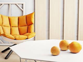 Artist apartment - animation and visualizations: styl , w kategorii  zaprojektowany przez Skyline